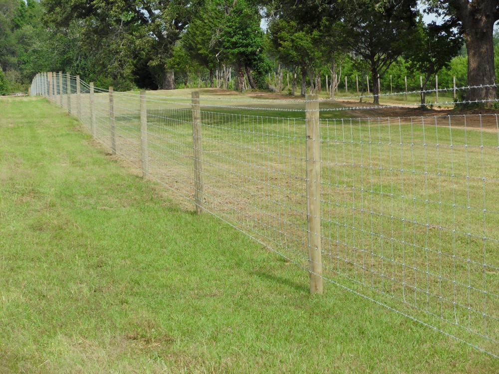 Tri-State Fencing Company • Woven game fences, feral hog barriers ...